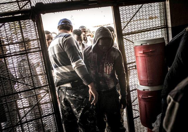Detention Centres – Tripoli, Libya